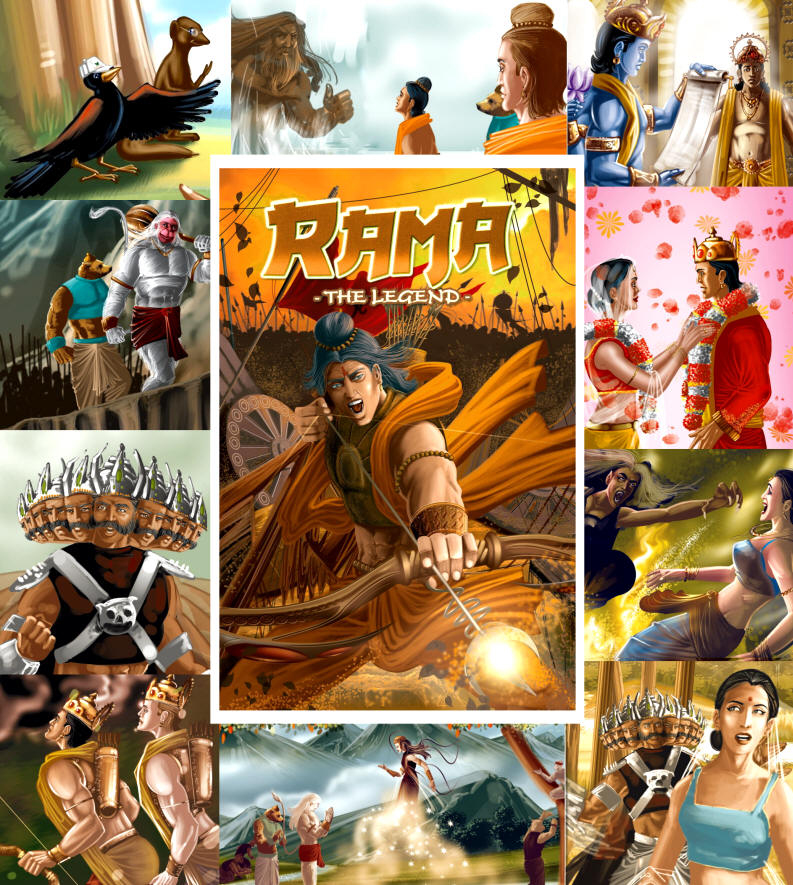 Rama Graphics